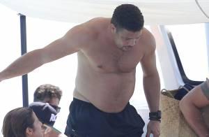 Ronaldo, dodu : La légende brésilienne exhibe son ventre rond en vacances