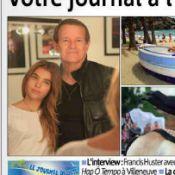 Francis Huster : Un papa fier avec sa fille Toscane