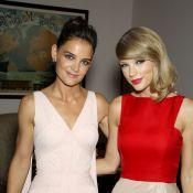Katie Holmes : Divine avec Meryl Streep et Taylor Swift