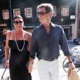 Pierce Brosnan et sa femme Keely Shaye Smith