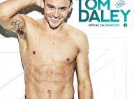 Tom Daley : Le jeune plongeur dévoile son calendrier très sexy...