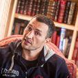 Wladimir Klitschko en journée presse le 20 août 2014 à Going en Autriche