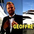 Geoffrey dans la bande-annonce des Ch'tis dans la jet set, sur W9