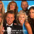 """Bande-annonce """"Les Ch'tis dans la Jet Set"""" sur W9."""