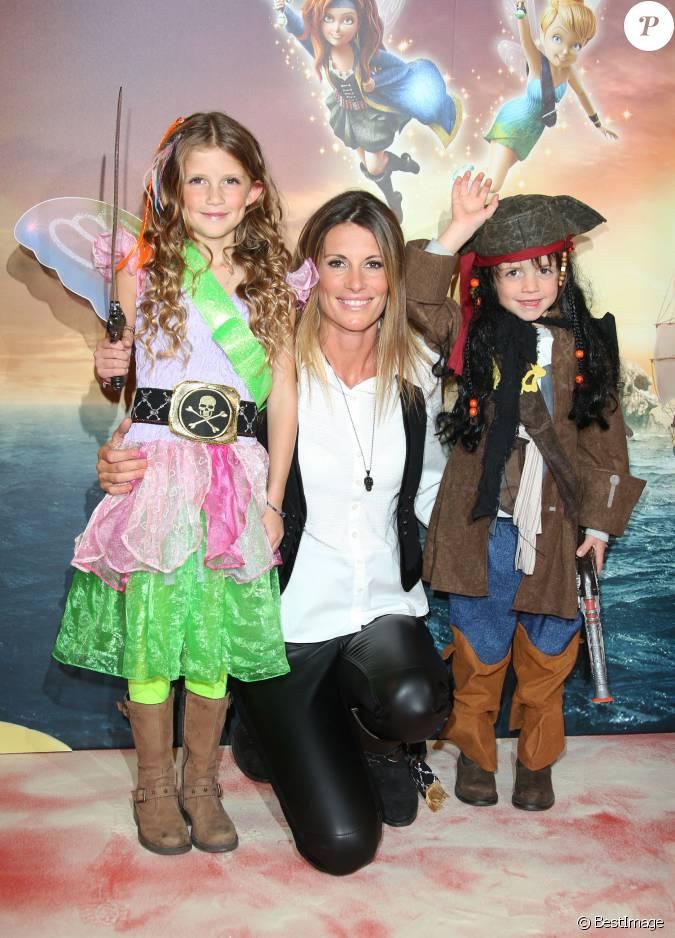 Sophie thalmann et ses enfants mika et charlie avant - Sophie thalmann charlie soumillon ...