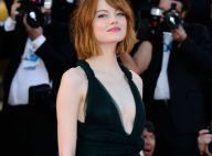Mostra de Venise : Emma Stone décolletée avec Edward Norton amoureux