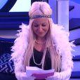 Julie dans Secret Story 8, quotidienne du jeudi 28 août 2014 sur TF1.