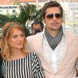 Mélanie Laurent, Quentin Tarantino, Diane Kruger et Brad Pitt au Festival de Cannes, le 20 mai 2009.