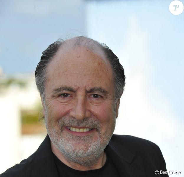 Michel Delpech lors du 5e Festival du film francophone d'Angoulême le 28 août 2012