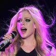 Avril Lavigne à Los Angeles, le 29 mai 2014.