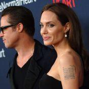 Angelina Jolie, 39 ans : D'adolescente rebelle et marginale à femme mariée...