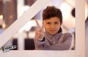 The Voice Kids : Adrien et Justine épatent, Yanis de ''Robin des Bois'' déçu