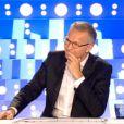 Mélissa Theuriau présente On n'est pas couché le samedi 6 septembre 2014 sur France 2.