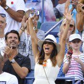 US Open : Eva Longoria, déchaînée pour la victoire de son amie Serena Williams