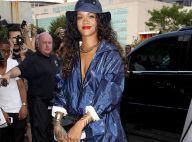 Fashion Week : Rihanna, icône mode sexy pour assister aux défilés