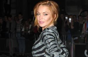Lindsay Lohan : Encore accusée de vol à quelques jours de son come-back