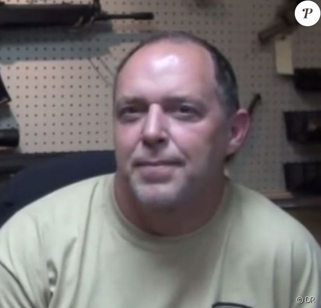 "Will Hayden de ""Sons of gun"" sur Discovery Channel - 2014"