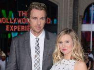 Kristen Bell, enceinte et au top de sa beauté face à Jason Bateman amoureux