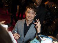 Daniel Radcliffe : Charmeur avec ses fans à Paris, il présente ''Horns''