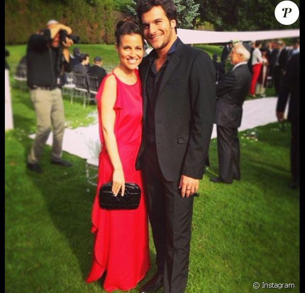 Amir Haddad et Lital : amoureux élégants pour un mariage