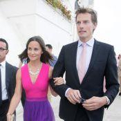 Pippa Middleton : Amoureuse flashy au mariage de son ancien coloc' en Italie