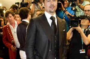 REPORTAGE PHOTOS : Brad Pitt sur le tapis rouge de Toronto... il déclenche l'hystérie !