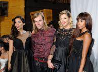 Fashion Week : Mia Frye et Aïda Touihri, fidèles supportrices d'un ami créateur