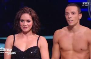 Danse avec les stars 5 : Nathalie Péchalat divine, grave chute de Louisy Joseph