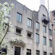 La façade du nouvel appartement de Mary-Kate Olsen et son fiancé Olivier Sarkozy à New York le 27 avril 2014.