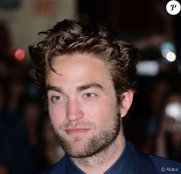 Robert Pattinson à Toronto, le 9 septembre 2014