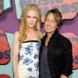 """"""" Nicole Kidman et son mari Keith Urban aux CMT Music Awards à Nashville, le 4 juin 2014 """""""