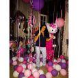 La maman de Jade Foret qui a célébré son 24e anniversaire entourée des siens, le 26 spetembre 2014.