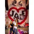 Jade Foret, avec sa fille Liva et sa soeur Cassandra, a célébré son 24e anniversaire entourée des siens, le 26 spetembre 2014.