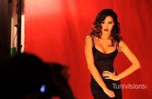 Leila (Secret Story 8) : Décolleté sulfureux et couverture sexy !