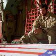 Bradley Cooper, barbu, a pris 20 kilos de masse pour American Sniper.