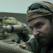 Bradley Cooper, barbu avec 20 kilos en plus: Méconnaissable dans American Sniper