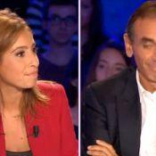 On n'est pas couché : Léa Salamé, impitoyable, se paye Eric Zemmour !