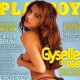 Gyselle Soares en couverture de Playboy.