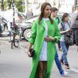 Pauline Ducruet - Arrivée des people au défilé Rabih Kayrouz collection prêt-à-porter printemps-été 2015 lors de la fashion week à Paris le 28 septembre 2014.