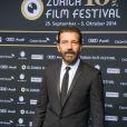 Antonio Banderas au festival du film de Zürich, le 26 septembre 2014.
