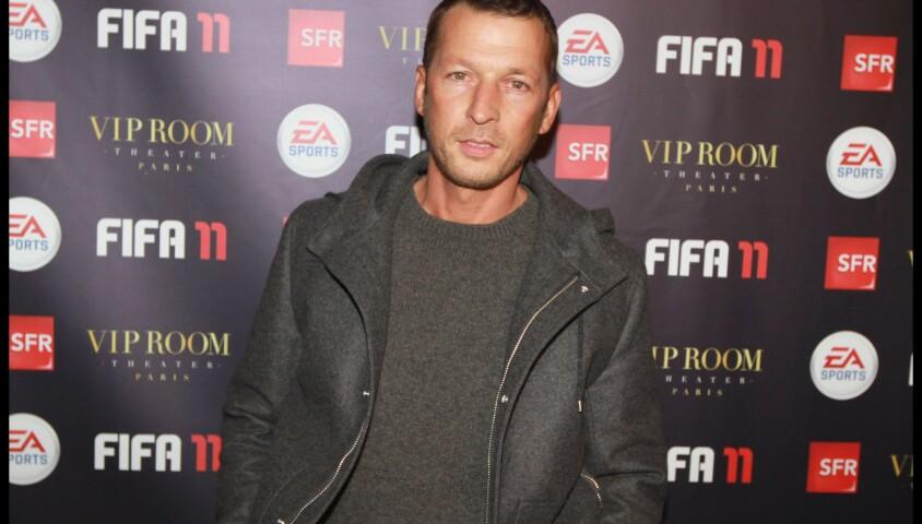 Christophe Rocancourt lors d'une soirée au VIP Room en 2010