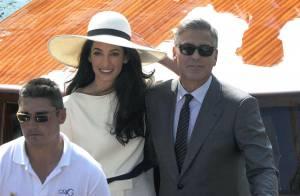 Amal Alamuddin et George Clooney, mariés : Leur somptueux manoir en Angleterre