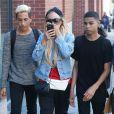Amanda Bynes se promène dans les rues de New York. Le 6 octobre 2014