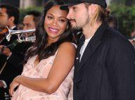 Zoe Saldana, enceinte de jumeaux : Divine amoureuse au bras de Marco Perego