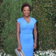 "Viola Davis au brunch annuel de la fondation ""The Rape"" à Beverly Hills, le 28 septembre 2014"