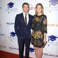 Michelle Monaghan et James Marsden - 20e gala de charité STARS Benefit Gala, organisé par l'association Fulfillment Fund, le 14 octobre 2014 à Los Angeles