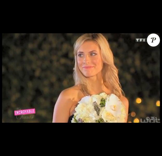 Clara, nouvelle célibataire en quête d'amour de Mon Incroyable Fiancé sur TF1.