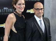 Stanley Tucci (Hunger Games) futur papa à 53 ans : Sa femme Felicity enceinte !