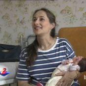 Ségolène Royal regrette le jour où elle a été filmée après son accouchement