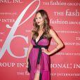 Chrissy Teigen assiste à la FGI Night of Stars au Cipriani Wall Street. New York, le 23 octobre 2014.